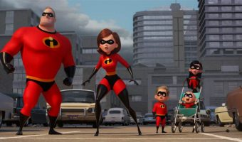 Incredibles 2 Activity Sheets + Fun Trailer