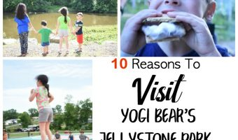 10 Reasons To Visit Yogi Bear's Jellystone Park Camp & Resort in Gardiner, NY