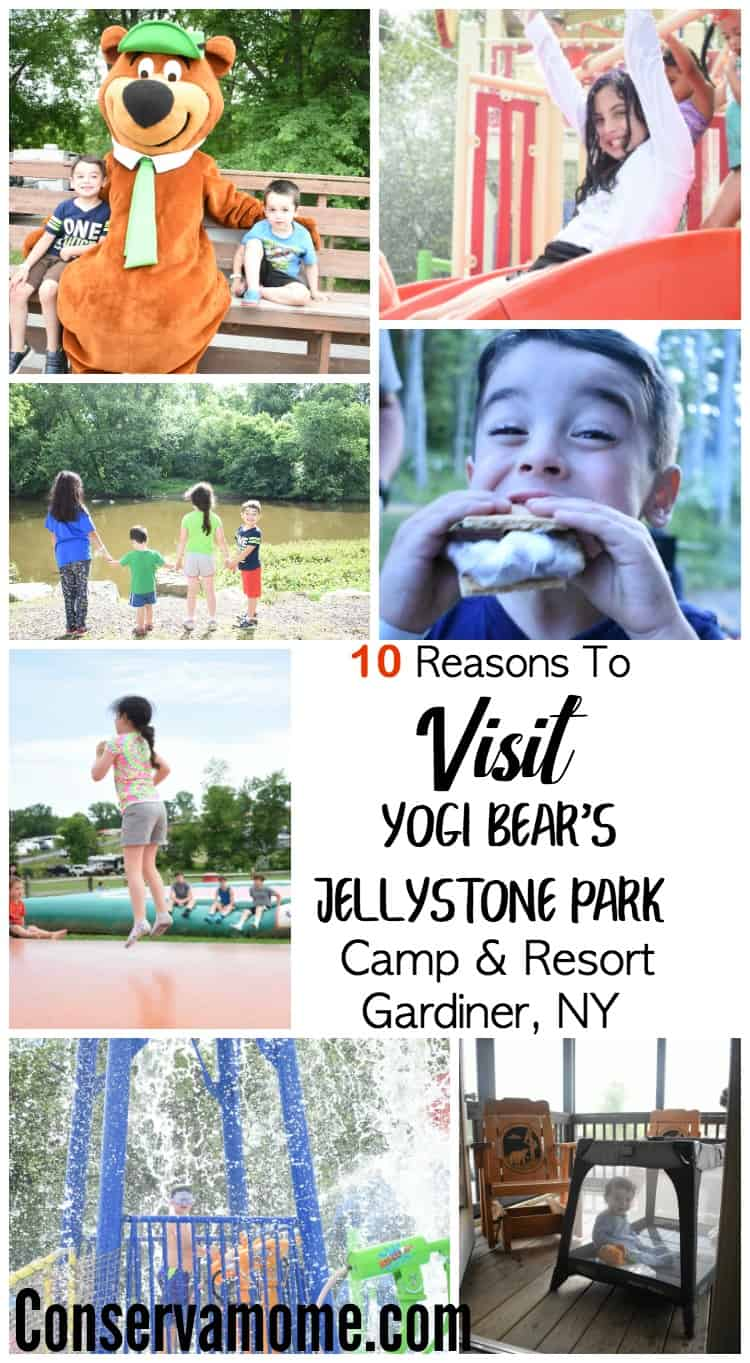 Find out why Yogi Bear's Jellystone Park Camp & Resort in Gardiner, NY is a must on your travel bucket list.