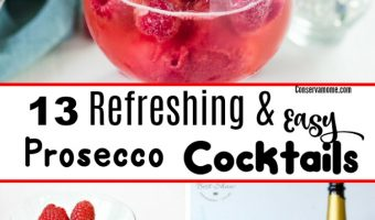 13 Refreshing & Easy Prosecco Cocktails