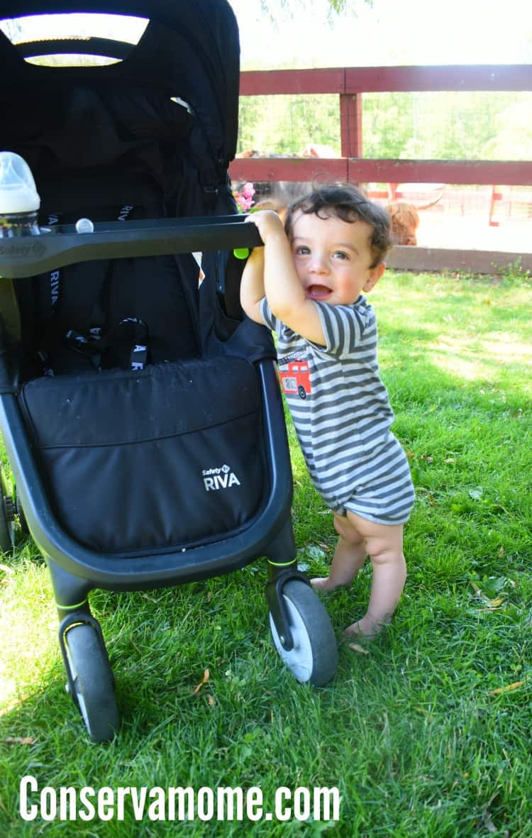 Tips for Summertime fun with Baby - ConservaMom