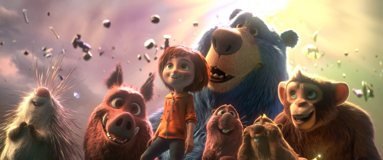 Paramount pictures newest movie WONDER PARK is coming to theaters March 15, 2019! Head below to check out the first teaser trailer below.