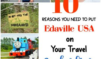 10 Reasons Why You Need to Put Edaville USA on Your Travel Bucket list