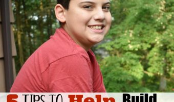 5 Tips to Help  Build Self- Confidence in Your Teen Age Son