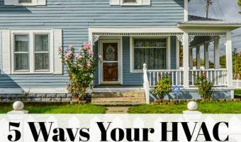 5 Ways Your HVAC Is a Money Drain