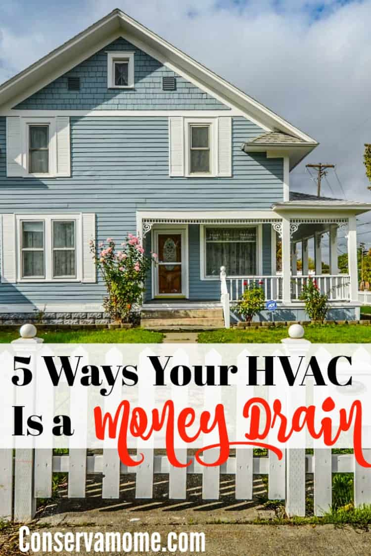 Looking for ways to save money? Check out one item in your home that may be throwing it out the window. Find out 5 Ways Your HVAC Is a Money Drain