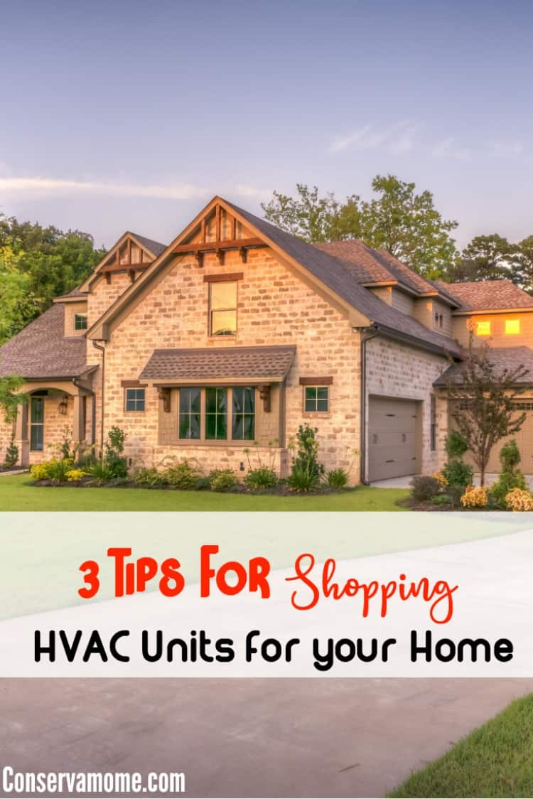 Shopping for HVAC for you home doesn't have to be stressful thanks to these 3 tips!
