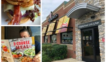Applebee's 3-Course Meal Deal- A Must on your Dinning Bucket List