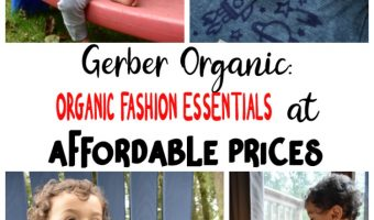 Gerber Organic: Organic Fashion Essentials at Affordable prices!