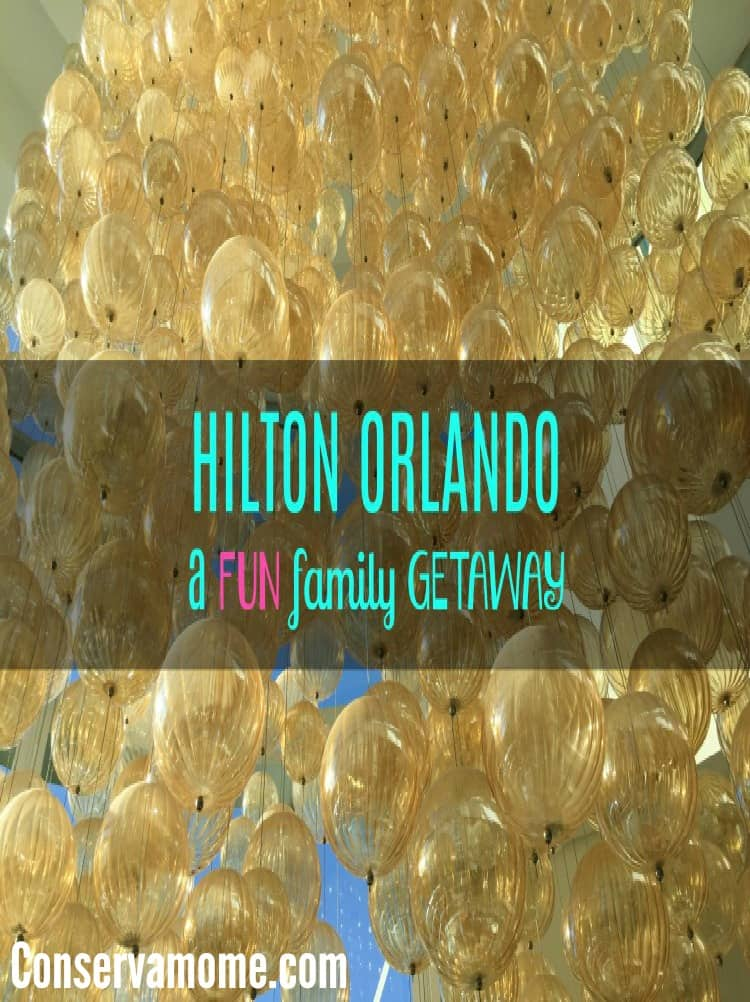 Are you planning a getaway to Orlando Florida? Find out why the Hilton Orlando is the perfect place for a fun family getaway.