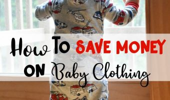 Find out How to Save money on Baby Clothing