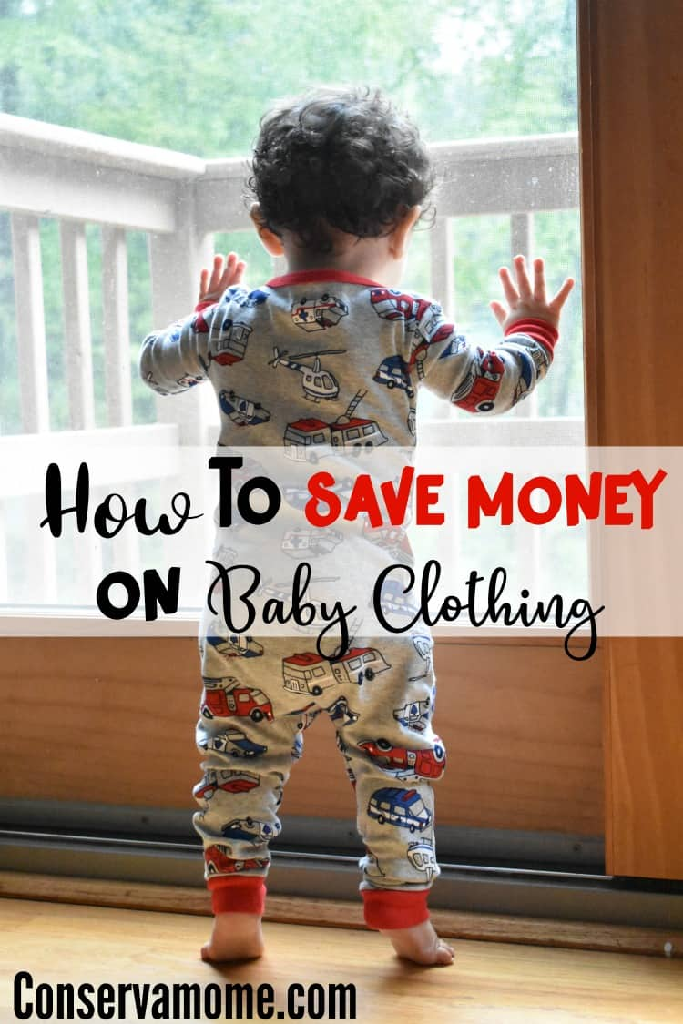 Ready to find out how to save money on baby clothing? Find out how!