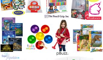 Kids Play & Learn Giveaway Spectacular RV$262