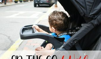 On The Go With Safety1st Riva Stroller