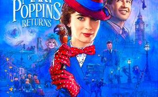 Check out the Official Mary Poppins Returns Trailer!