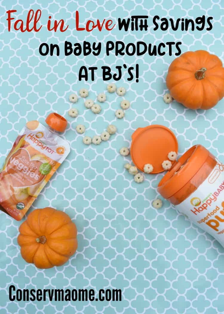 Find out how easy it is to save on everydayitems for yourlittle one as well as fall in love with savings on Baby products at BJ's . #BjsSmartsaver