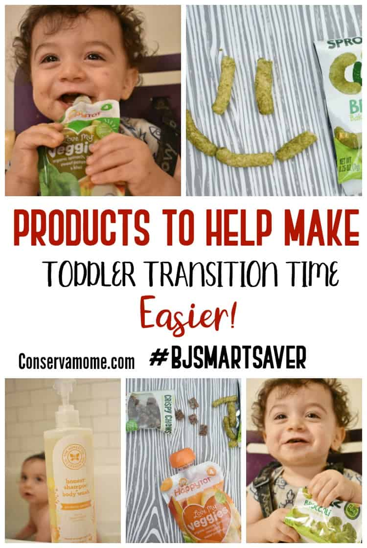 Find out how easy it is to find products to help make toddler transition times easier at BJ's.