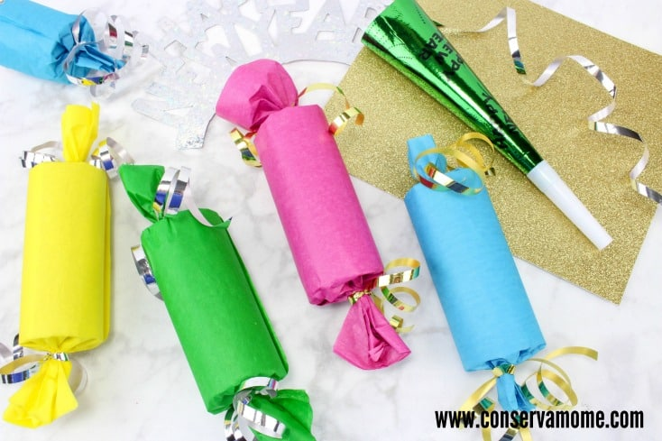 New Years Eve Poppers