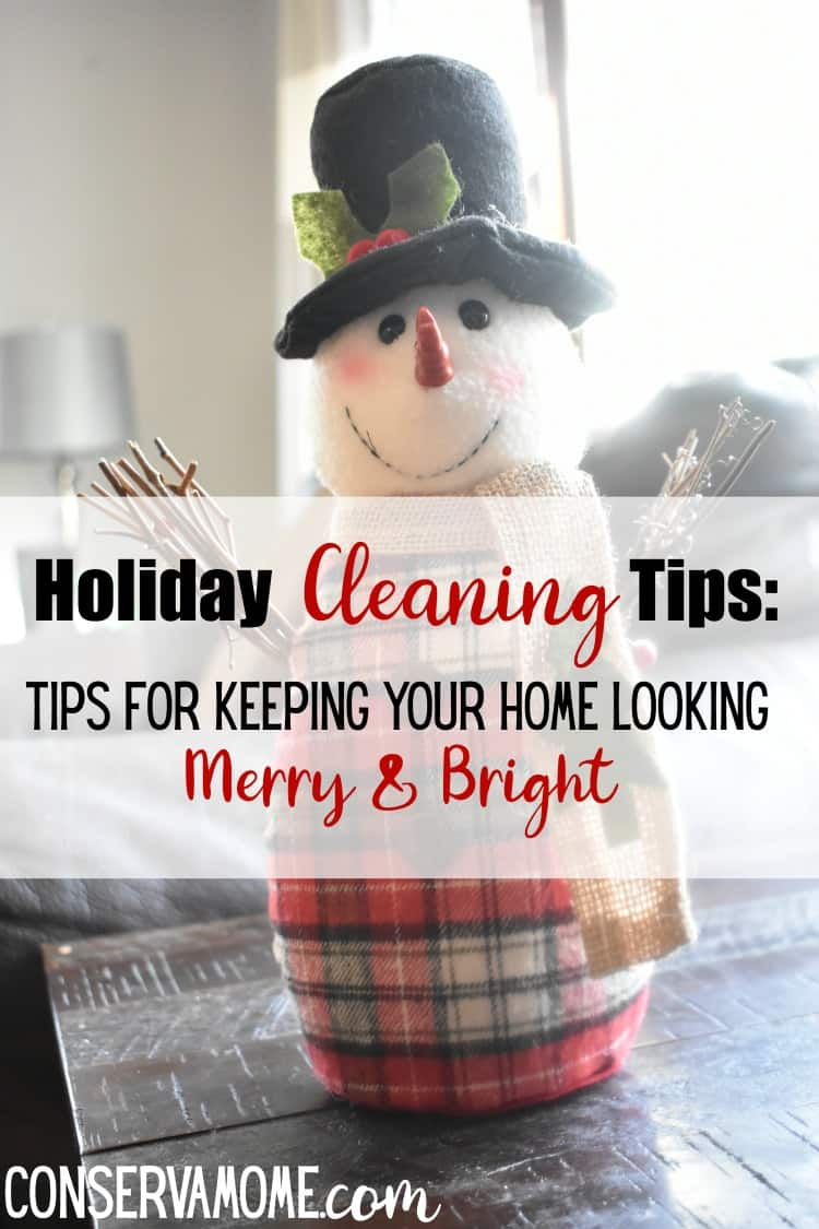 Holiday Cleaning Tips: Tips to make your home Merry and Bright + $75 Amazon Gift Card Giveaway
