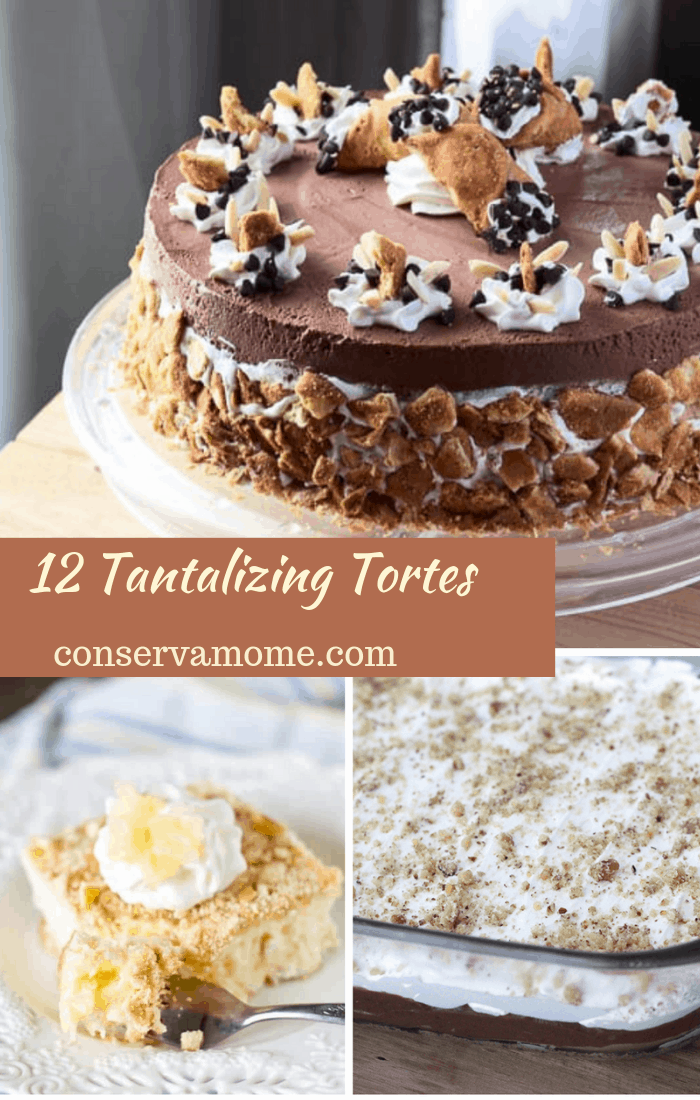12 Tantalizing Tortes You Need To make!