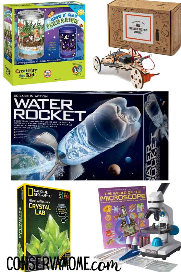 Ready to awaken the inner scientist in your child? Check out these 20+ Must Have Science Gifts for kids