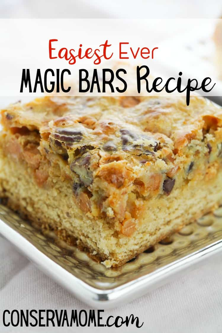 Looking for the perfect and Easiest Ever Magic Bars recipe? Look no further than this delicious and easy to make recipe that will be a huge hit!