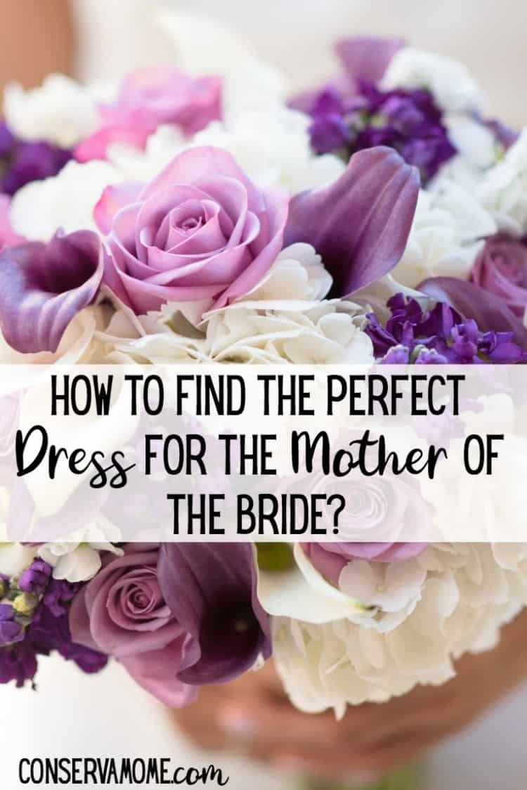 Here are some tips to help you Find The Perfect Dress for The Mother of The Bride.