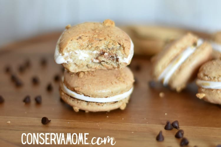 Have you ever wanted to try making French Macarons? Check out this S'Mores Macarons:An Easy Macaron Recipe Tutorial.