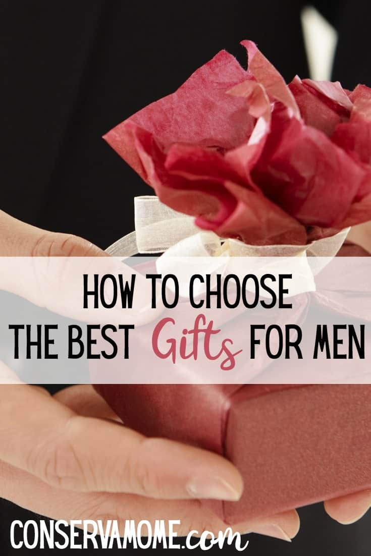 Are you at a loss when it comes to buying gifts for men in your life? Here are some tips to make it easier.