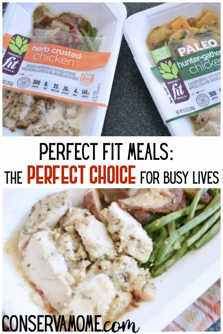 Making good eating decisions just got easier. Find out why Perfect Fit Meals are The Perfect Choice for Busy Lives