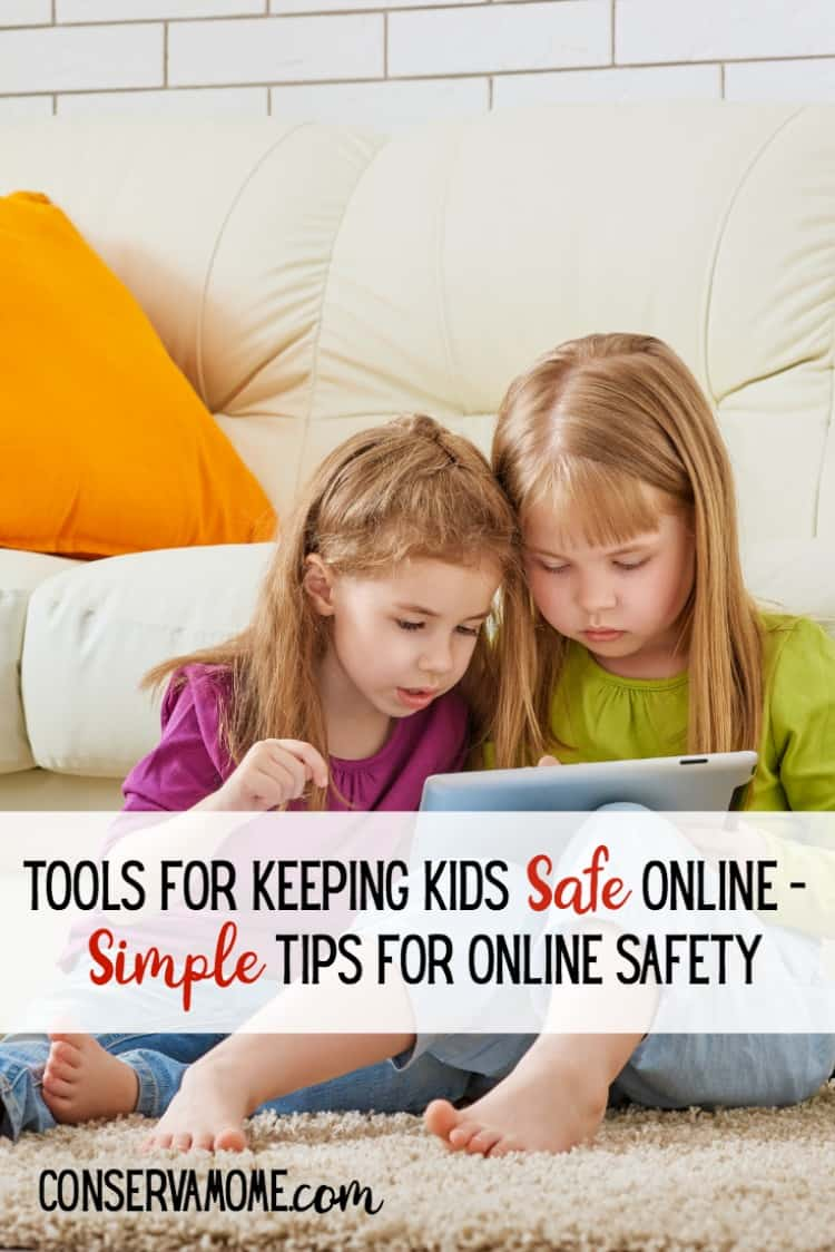 Tools for Keeping Kids Safe Online - Simple tips for online safety