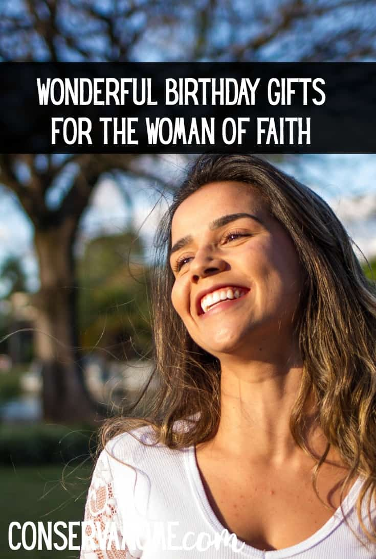Finding Wonderful Birthday Gifts for the Woman of Faith just got easier. Check out the great suggestions below.