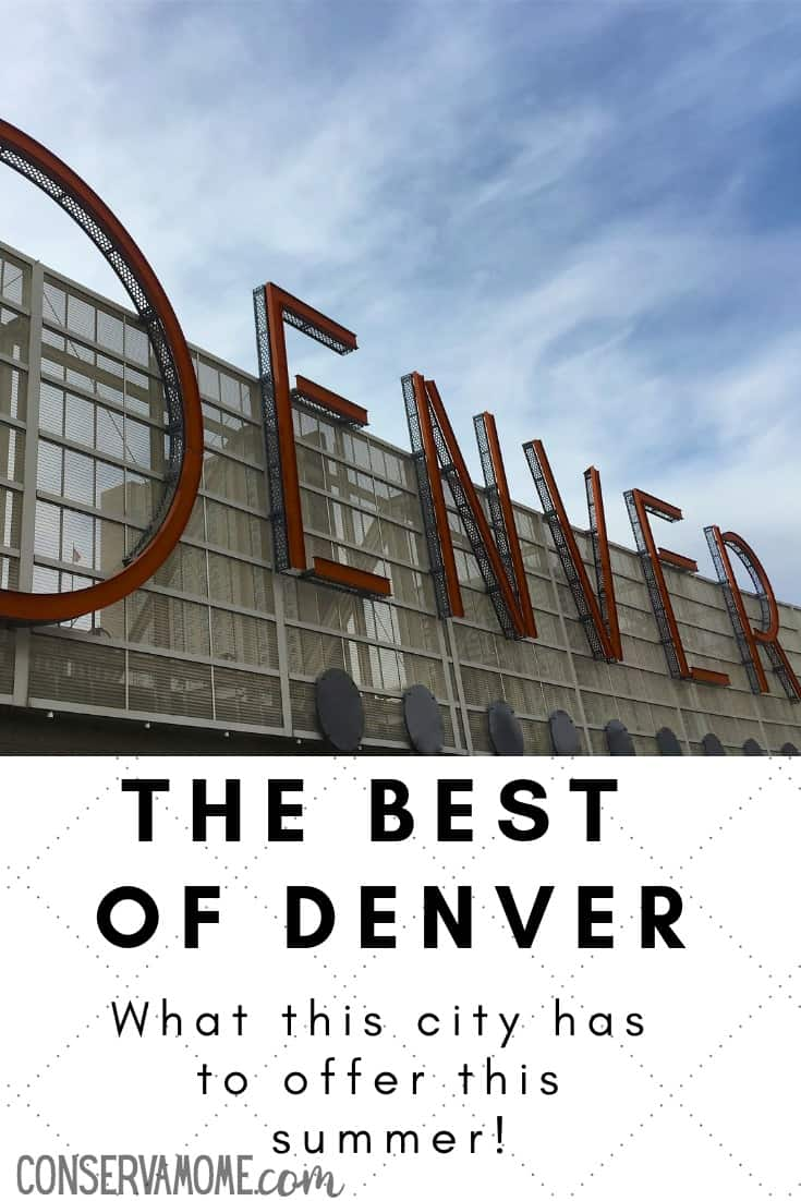 Denver is a fantastic city to visit. Check out The best of Denver: what this city has to offer this summer.