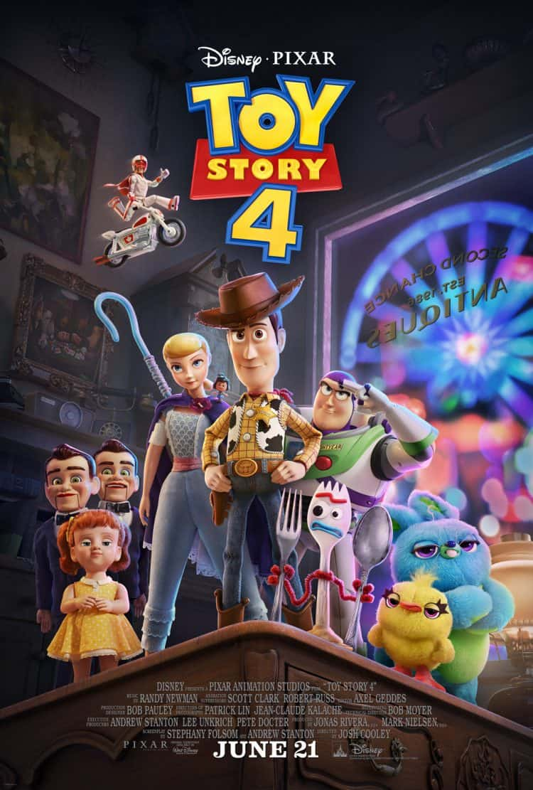 It's here! The Newest Trailer for Toy Story 4 + New Character Intro & Fun Facts You Probably Didn't know! So read on for all the fun news from Disney/Pixar's Toy Story!