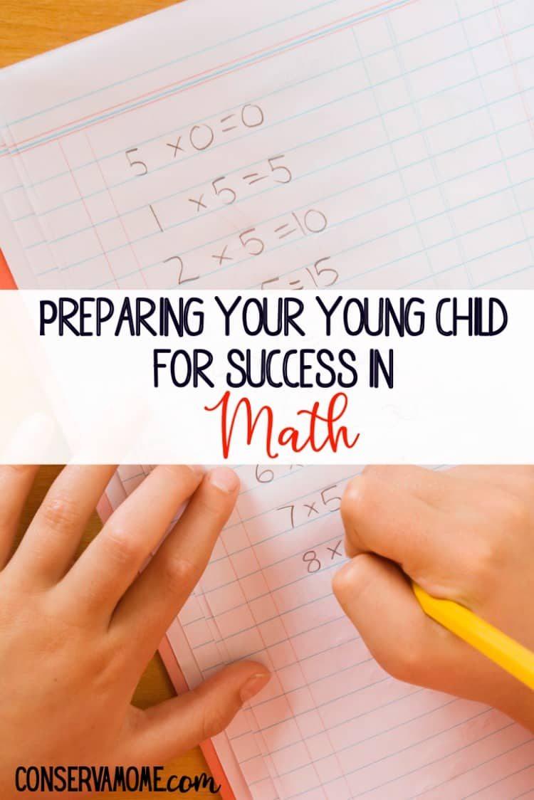 Preparing Your Young Child for Success in Math just got a little easier with these tips. Read on to find out how to help them succeed in Math.