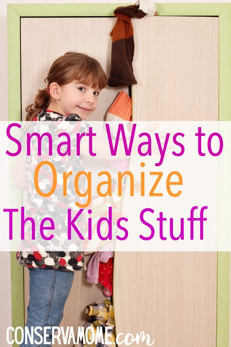 Whether it is legos all over the floor, clothes under the bed or pencils and markers under every piece of furniture you own, kid stuff sucks. I am going to show you some easy, fun and smart ways to organize the kids stuff!
