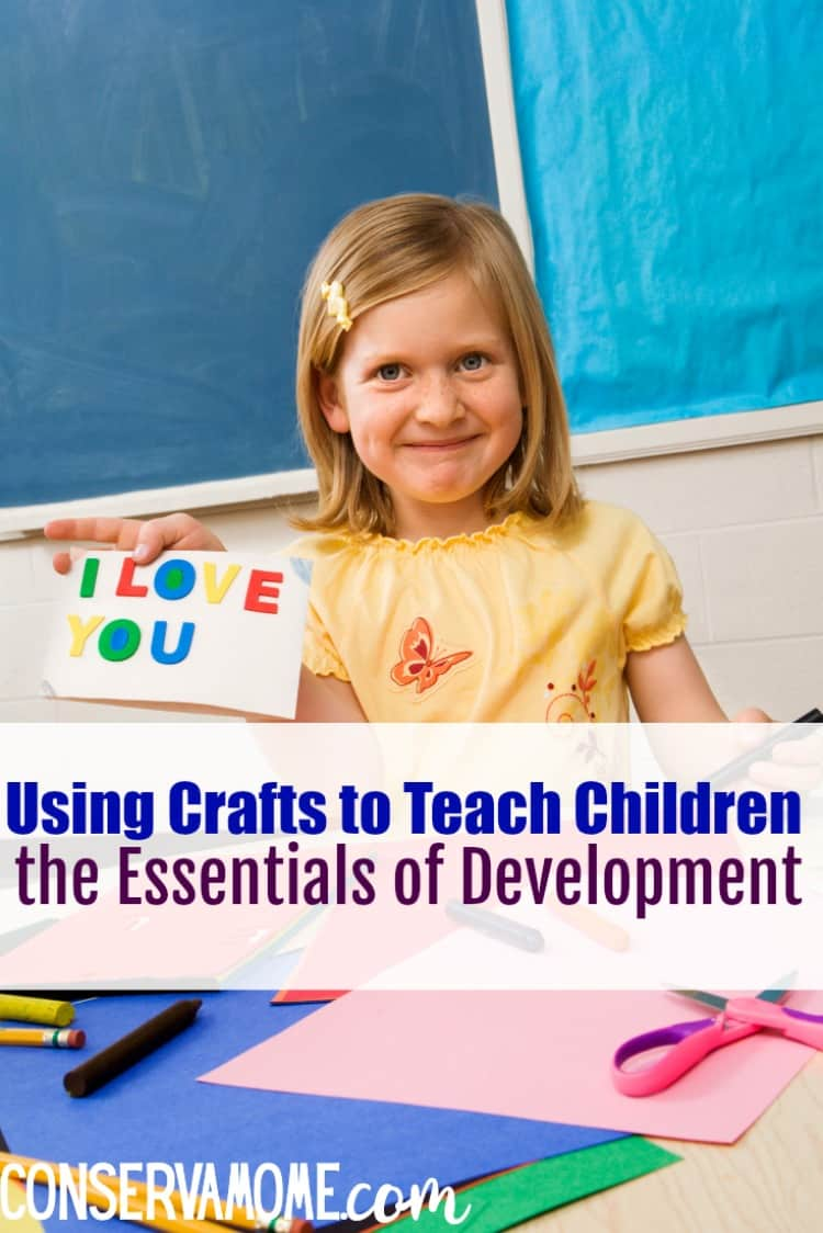 Crafts are essential in the development of kids. Find out five ways of how craft projects can teach kids valuable life lessons.