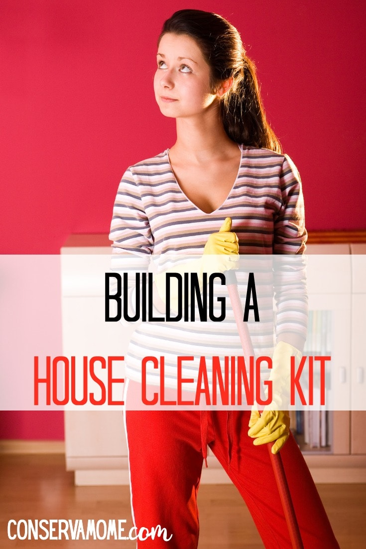 Cleaning your house can be a pain. However, if you're going to have to do it, why not do it right. Check out tips to building a house cleaning kit to get your house looking perfect!
