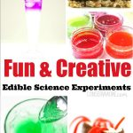 Edible Science Experiments