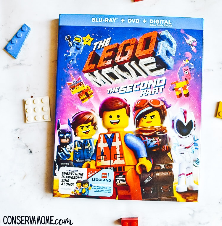 It's here! The NEW The LEGO® Movie 2: The Second Part and we couldn't be more excited here in our home. Read on to find out what it's about, why you need it, where to get it and most important how to win a copy!