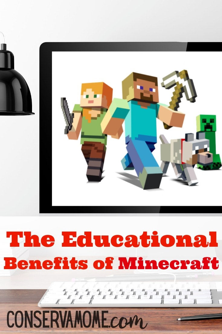 Educational Benefits of Minecraft