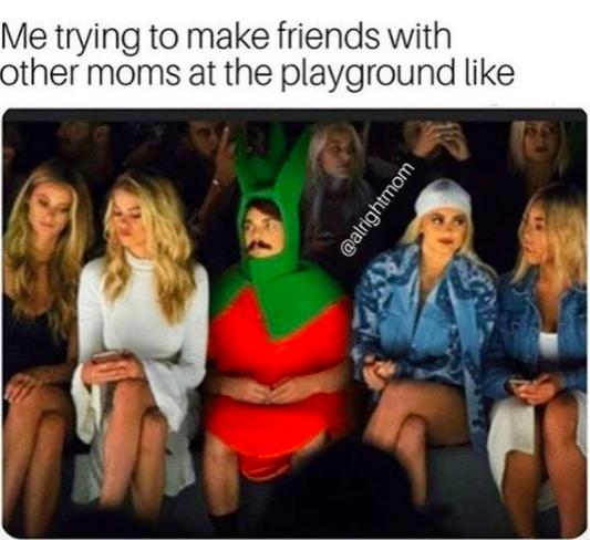 funny motherhood memes