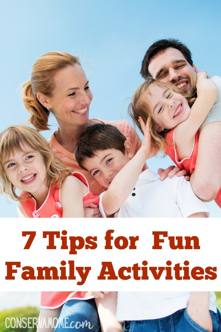 Fun family activities