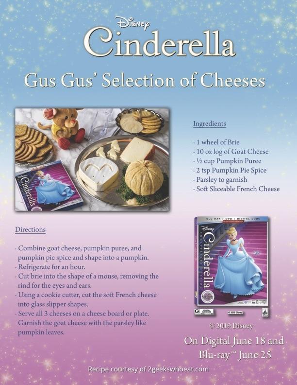 Cinderella Recipe