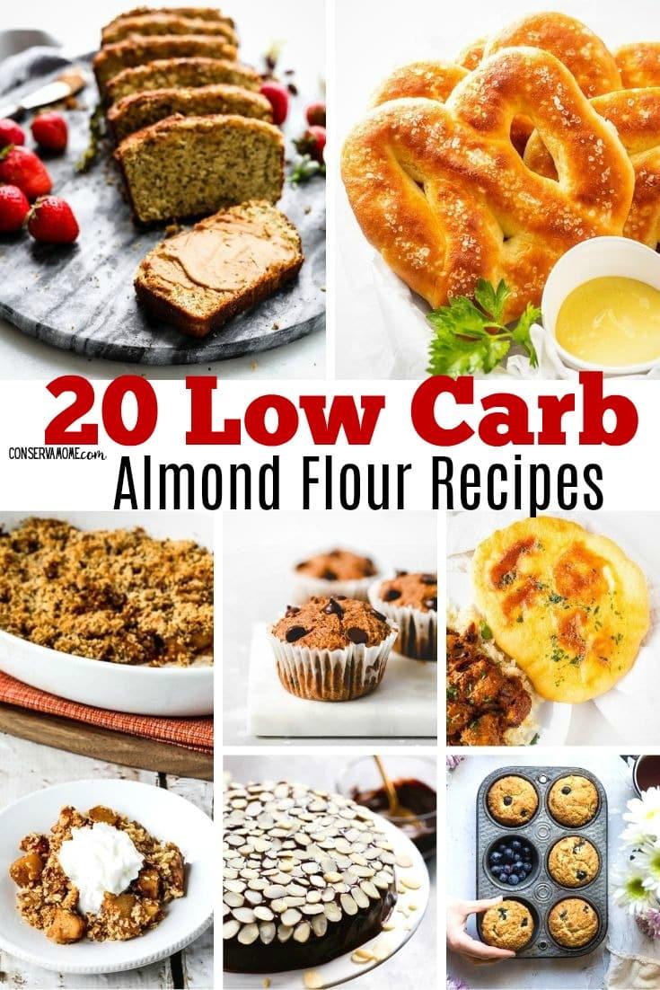 low carb almond flour recipes