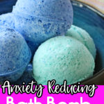 Anxiety Reducing Bath Bomb Recipe