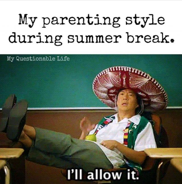 Parenting humor
