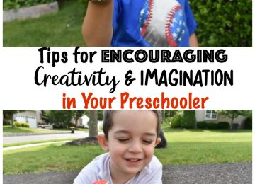 Encouraging Creativity & Imagination in your preschooler is important and can be fun! Check out some tips on how to do it and how I'm using Rescue Heroes® toys to do it with my kids.