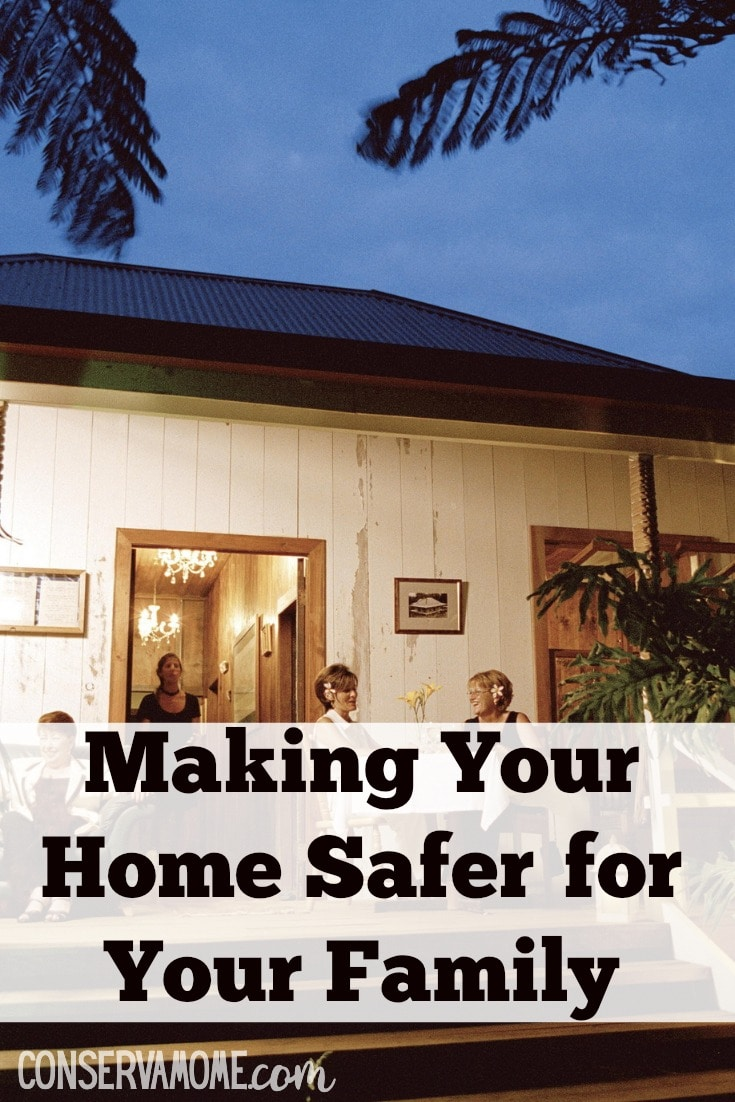 Making your home safer for your family