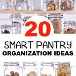 20 pantry organization ideas